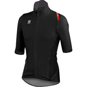 Sportful Fiandre Light NoRain Shortsleeve Jersey Herren black
